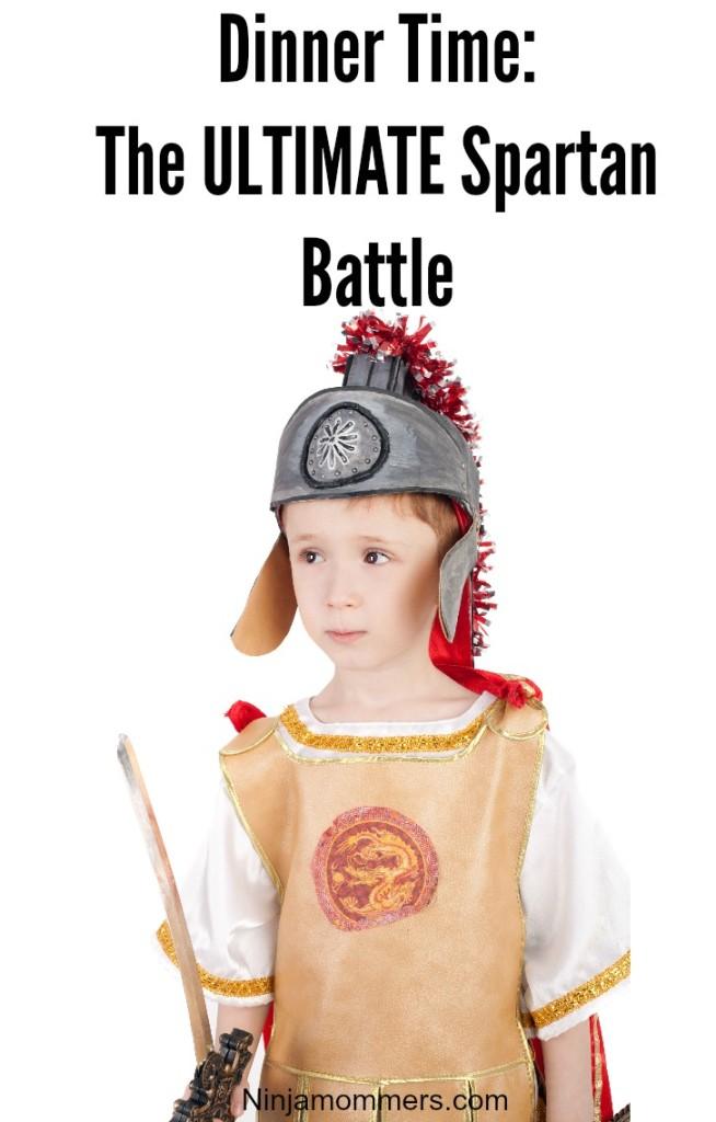 Spartan Battle