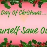 Ninja Mommers' 8th Day Of Christmas- 8 Tips to keep yourself Sane!