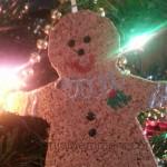 Gingerbread Cork Ornaments- DIY Christmas Ornaments