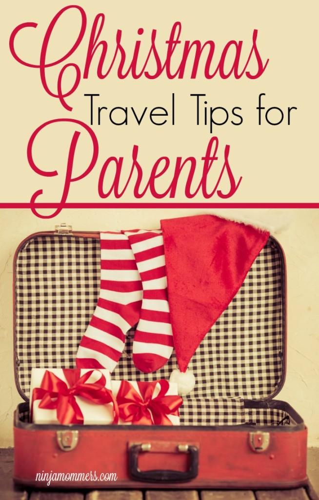 Christmas Travel Tips