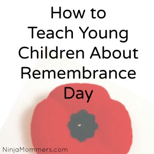 Teach Children About Remembrance Day