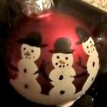 Hand print Snowman Ornament- Instructions to Make Yours Today!