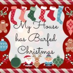 Decorating for the Holidays with Children- My House Barfed Christmas