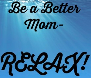 be a better mom