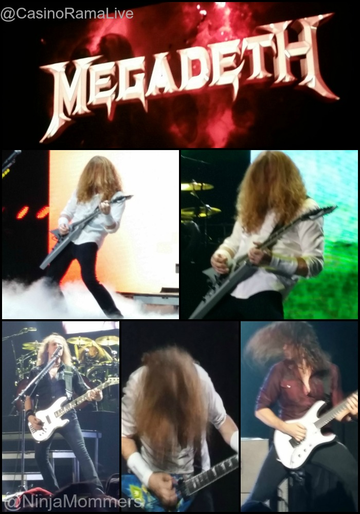 Megadeth at Casino Rama