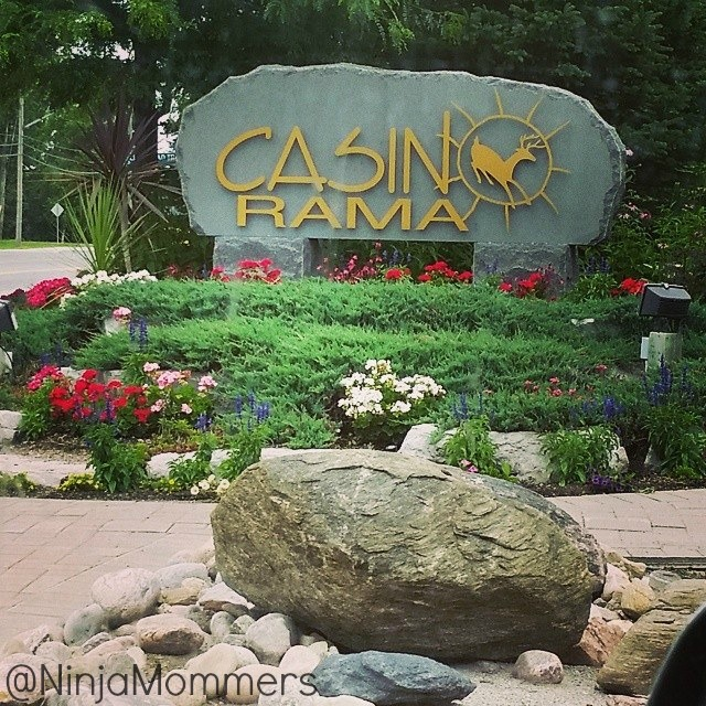 casino rama spa