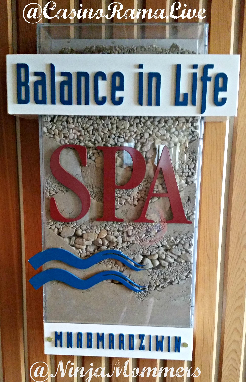 Spa At Casino Rama