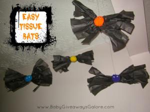 Easy Tissue Bats