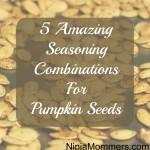 Pumpkin Seed Seasonings: 5 Great Seasoning Recipes for Pumpkin Seeds