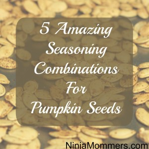 Pumpkin Seed Seasonings