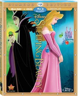 Sleeping Beauty on Blu-Ray