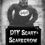 DIY Scary Scarecrow- DIY Halloween Decorations