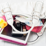 The Contents of My Purse- 10 Weird Things in a Mom's Purse