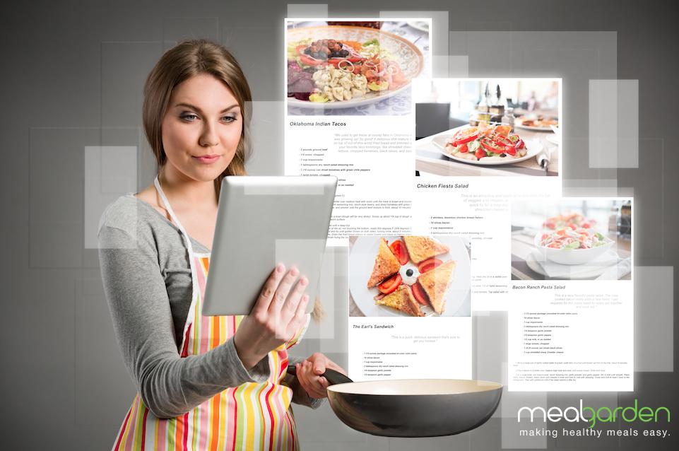Plan a meal MG