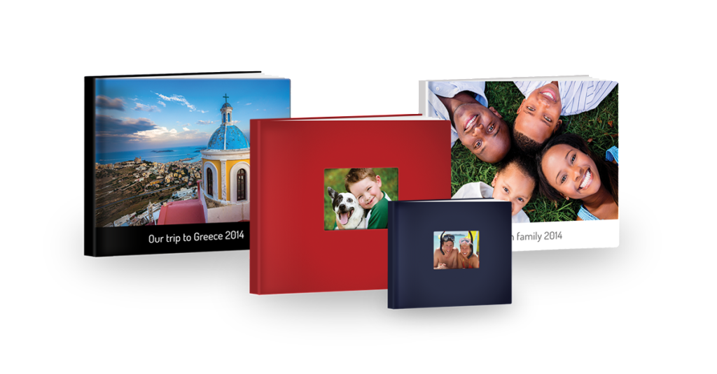 photo books from PhotoInPress