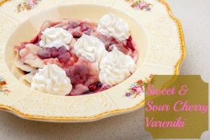 Sweet-Sour-Cherry-Vareniki