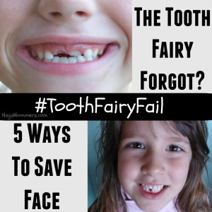 Tooth Fairy Forgot