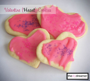 Valentine-Cookie
