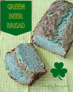 Green-Beer-Bread