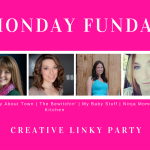 Monday Funday Linky Party- June 15