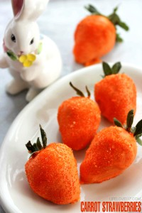 Carrot-Strawberries
