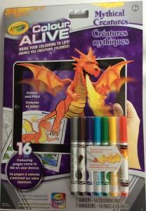 Crayola Colour Alive