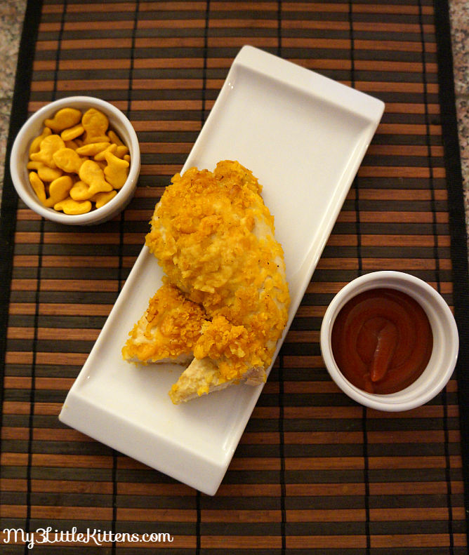 Goldfish Chicken Recipe