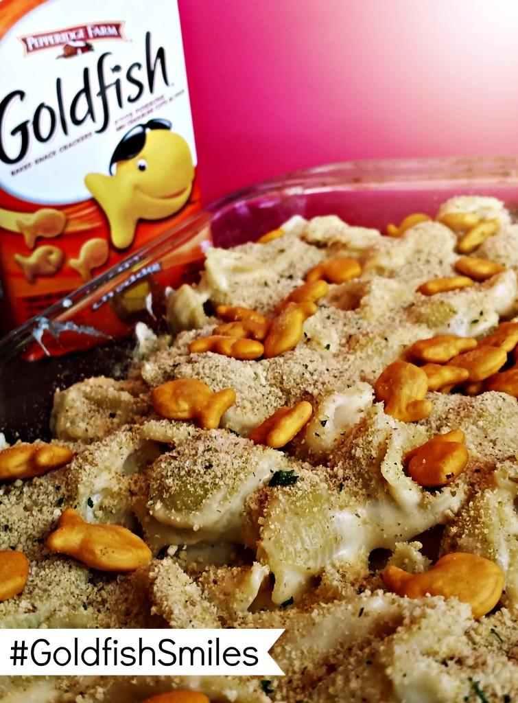 Goldfishlunch