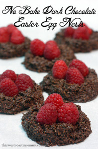 no-bake-dark-chocolate-easter-egg-nests1