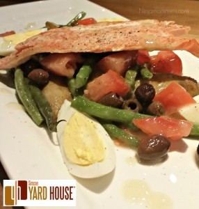 Smoked Trout Niçoise Salad