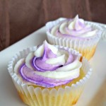 Lemon Cupcakes with Raspberry Filling and Lemon Buttercream Icing Recipe
