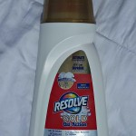 Resolve Gold Crystal White has Resolved My Stain Removal Nightmares