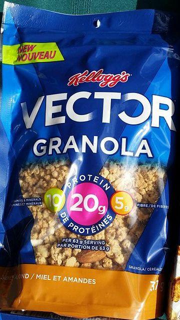 Kellogg's Vector Granola
