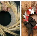 20 DIY Autumn Wreath Ideas for You to Make