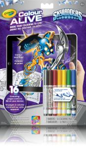 Crayola Colour Alive Skylanders
