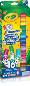 Pip Squeaks Washable Markers