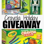 Give the Gift of Creativity This Year with Crayola #Giveaway