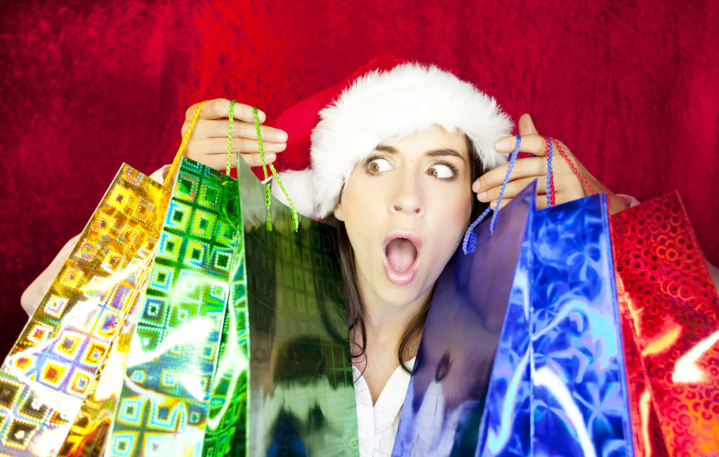 Last Second Christmas Shopping