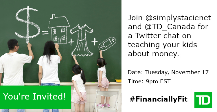 FinanciallyFit Twitter Chat-1