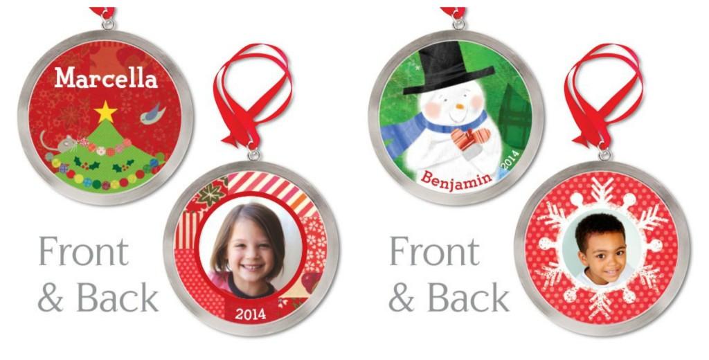 I See Me Ornaments