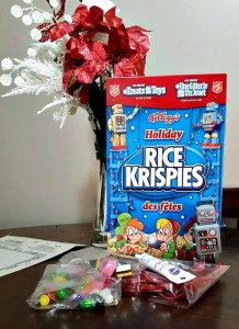 Kellogg's Treats for Toys