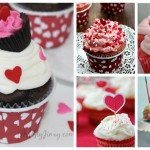 10 Valentine's Day Cupcake Recipes