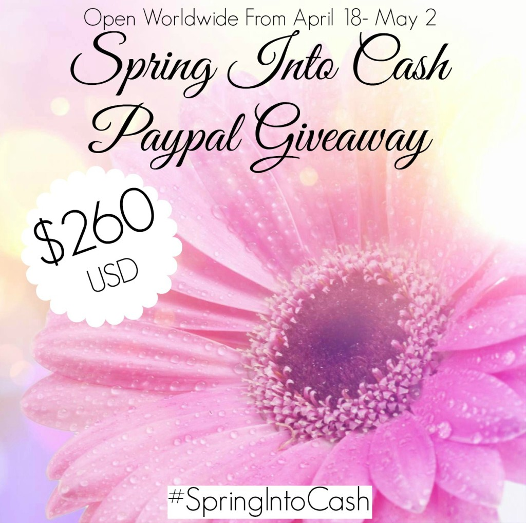 SpringIntoCash Facebook