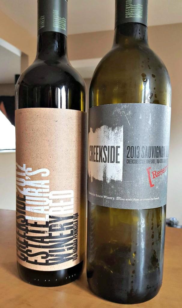 Creekside winery