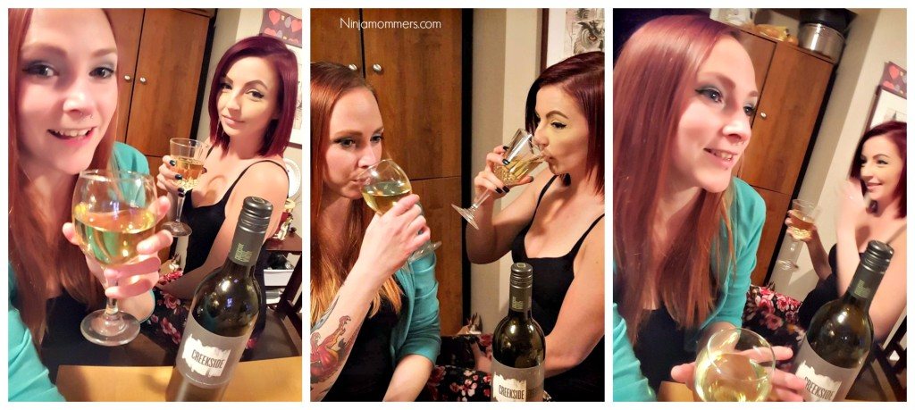 Wine with T