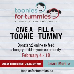 Toonies For Tummies