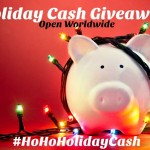 Ho Ho Holiday PayPal Cash Giveaway #HoHoHolidayCash