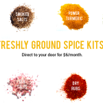 RawSpiceBar Monthly Subscription- The Gift That Keeps Giving #NMHoliday