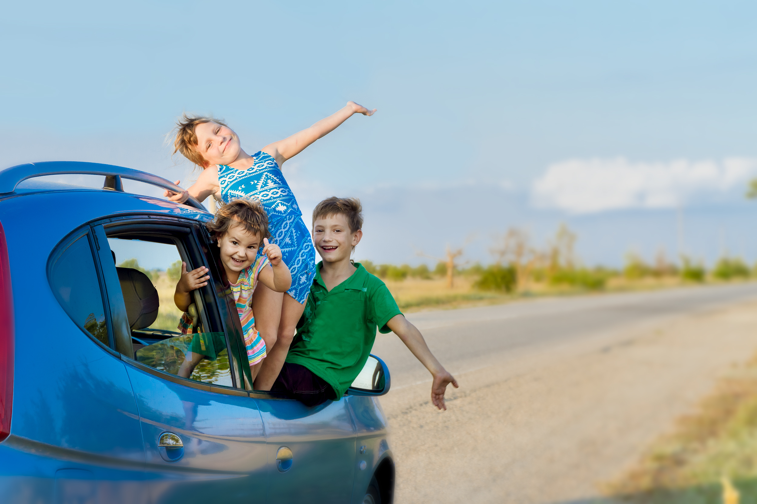 Kid Friendly Road Trip