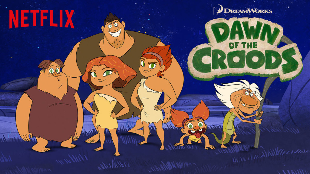 Dawn of the Croods  Season 4 July 7